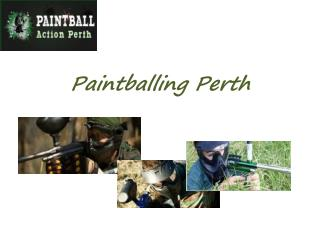 Paintballing Perth