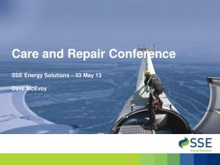 Care and Repair Conference
