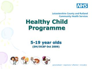 Healthy Child Programme