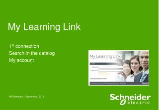My Learning Link
