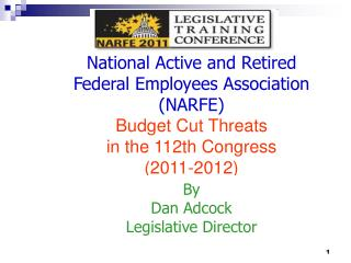 National Active and Retired Federal Employees Association (NARFE) Budget Cut Threats