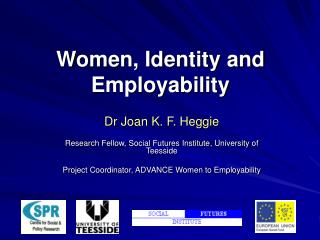 Women, Identity and Employability