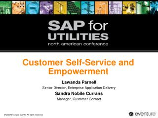 Customer Self-Service and Empowerment