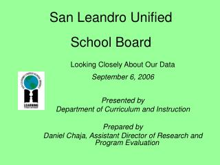 San Leandro Unified School Board