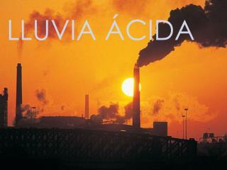 LLUVIA ACIDA - Andrea Lucena de Opazo