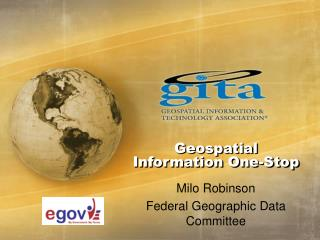 Geospatial Information One-Stop