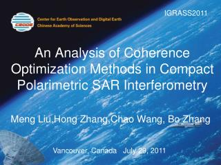 An Analysis of Coherence Optimization Methods in Compact Polarimetric SAR Interferometry