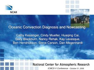 Oceanic Convection Diagnosis and Nowcasting