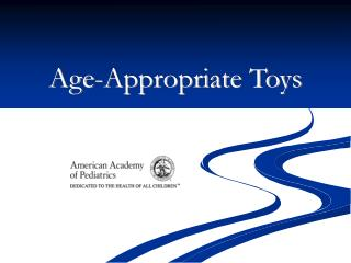 Age-Appropriate Toys
