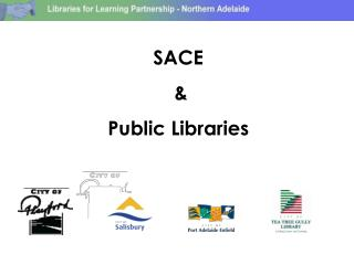SACE  & Public Libraries