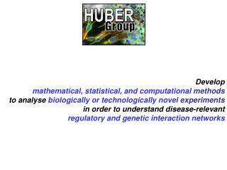 Develop  mathematical, statistical, and computational  methods