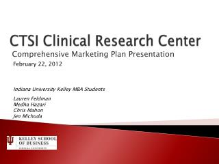 CTSI Clinical Research Center