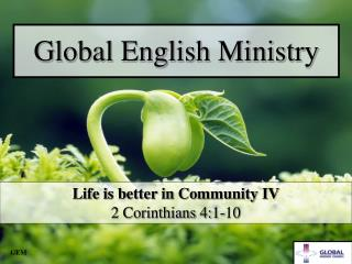 Global English Ministry