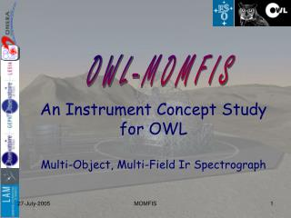 An Instrument Concept Study for OWL Multi-Object, Multi-Field Ir Spectrograph