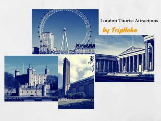 Top 5 London Tourist Attraction