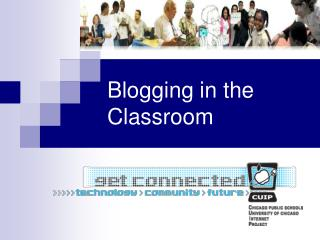 Blogging in the Classroom