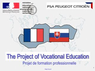 The Project of Vocational Education