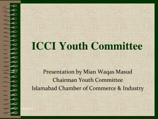 ICCI Youth Committee