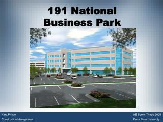 191 National Business Park