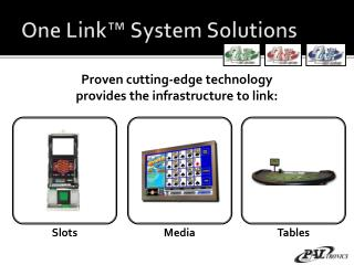One Link™ System Solutions