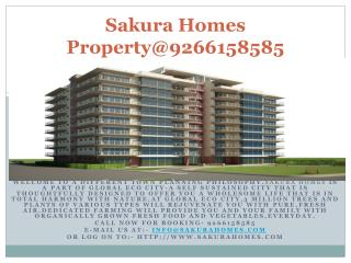 Sakura Homes Property@9266158585