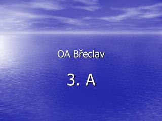 OA Břeclav