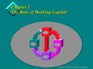 Chapter 1 The Role of Working Capital
