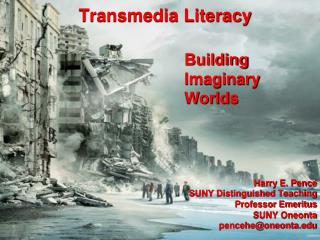 Transmedia Literacy