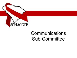 Communications Sub-Committee