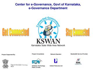 Center for e-Governance, Govt of Karnataka,  e-Governance Department