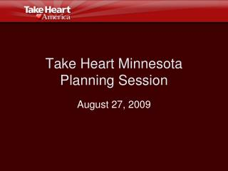 Take Heart Minnesota Planning Session