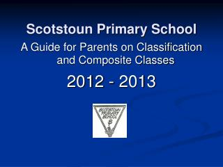 Scotstoun Primary School