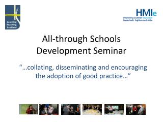 All-through Schools  Development Seminar