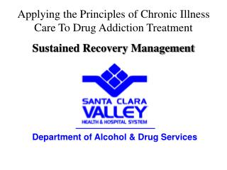 Department of Alcohol & Drug Services