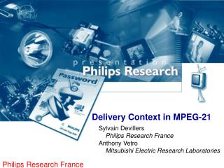 Philips Research France