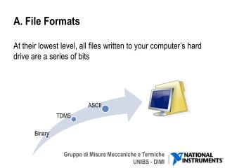 A. File  Formats