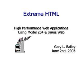 Extreme HTML