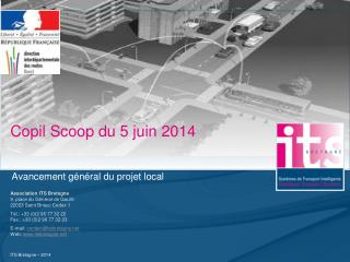 Copil Scoop du 5 juin 2014