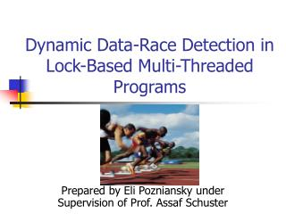 Dynamic Data-Race Detection in Lock-Based Multi-Threaded Programs