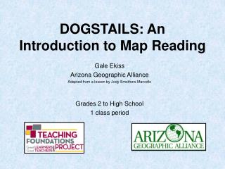 DOGSTAILS: An Introduction to Map Reading