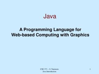 Unix vs. Java