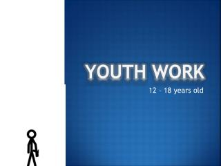 Youth work