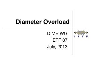 Diameter Overload