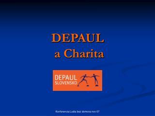 DEPAUL  a Charita