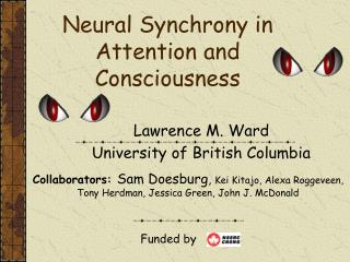 Neural Synchrony in Attention and Consciousness
