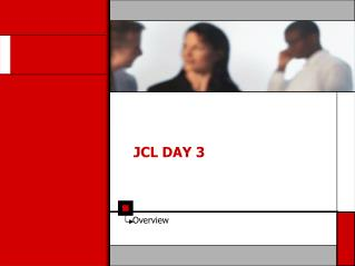 JCL DAY 3