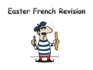 Easter French Revision