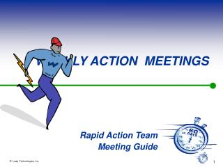 WEEKLY ACTION  MEETINGS