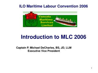 Introduction to MLC 2006