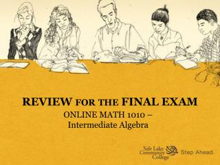 REVIEW  for the  FINAL EXAM